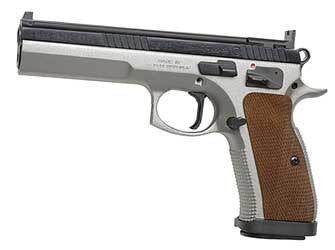 "CZ 75 Tactical Sport - 9mm - 5.4"" - 10 Round - Goodland Guns"