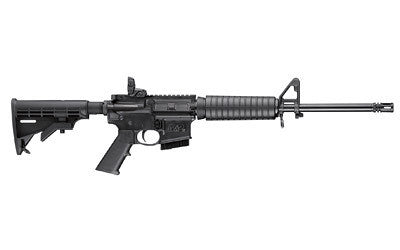 "Smith & Wesson M&P 15 Sport II - 5.56x45mm - 16"" - 10+1"