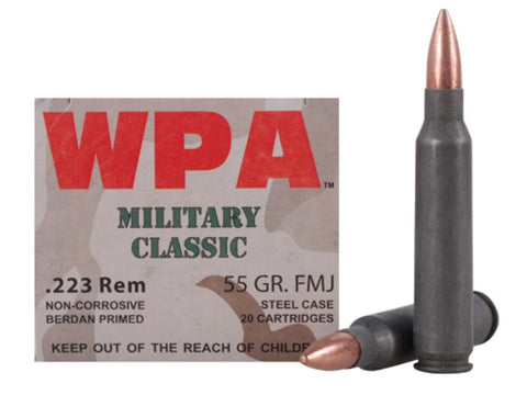 Wolf Military Classic .223 Remi - Goodland Guns