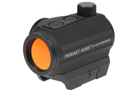 Primary Arms Advanced Micro Dot - Push Buttons - 50K-Hour - Goodland Guns