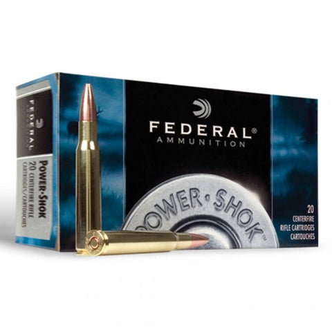 Federal Premium - 30-06 - 180 GR - Power-Shok - 20 Rds/box - Goodland Guns
