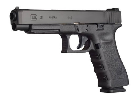 "Glock 34 - 9mm - 10+1 - 5.31"" - GEN 3 - Goodland Guns"