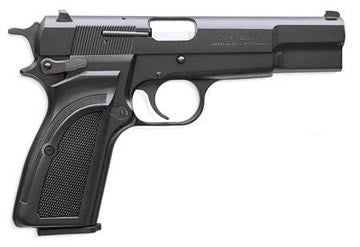 "Browning Hi Power Mark III - 9mm - 4.6"" - 10+1 - Goodland Guns"