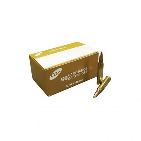 Magtech - 5.56x45mm - 55 GR - M193 FMJ - 50 Rds/box - Goodland Guns