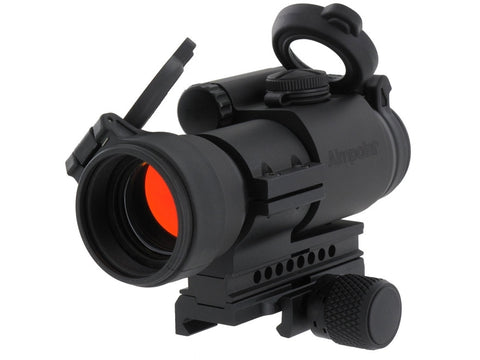 Aimpoint PRO Red Dot Sight - 2 MOA w/ Mount - Goodland Guns