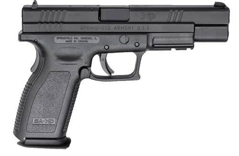 "Springfield Armory - XD Tactical - 9mm - 10+1 - 5"" - Goodland Guns"
