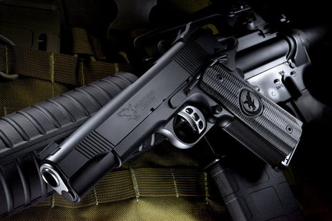 "Nighthawk GRP Recon - .45 ACP - 5"" - Goodland Guns"