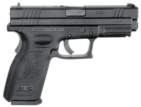 "Springfield Armory - XD Essentials - 9mm - 10+1 - 4"" - Goodland Guns"