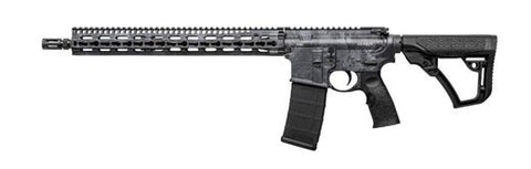 "Daniel Defense DDM4 - V11 Kryptek Typhon - 5.56 - 16"" - 10+1 - Goodland Guns"