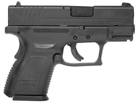 "Springfield Armory - XD Sub-Compact - .40 S&W - 9+1 - 3"" - Goodland Guns"