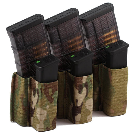 Esstac 3+3 Kywi Pouch Shorty - 5.56 - Goodland Guns