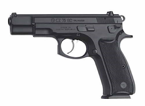 "CZ 75 BD - 9mm - 4.7"" 10+1 - Goodland Guns"