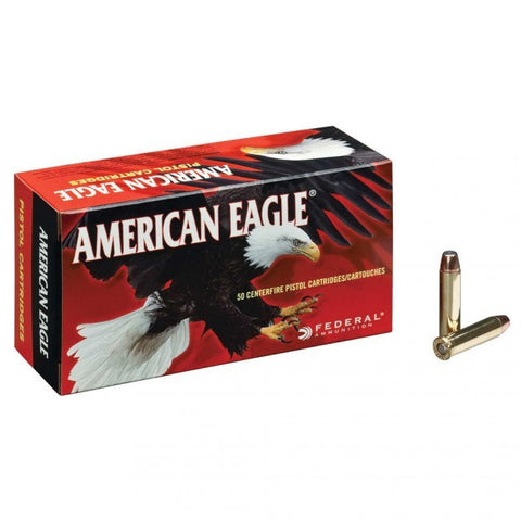 Federal American Eagle - .380ACP - 95GR - FMJ - 50 Rds/box - Goodland Guns