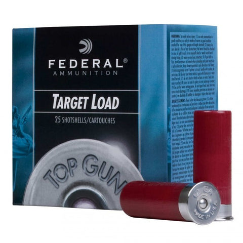 Federal Premium - 12GA - #7 - Steel Target - 25 Rds/box - Goodland Guns