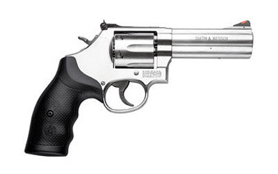"Smith & Wesson 686-6 - 4"" - 6 Round - Stainless - Goodland Guns"