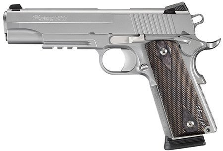 "Sig Sauer - 1911R - .45 ACP - 5"" - Night Sights - CA - Goodland Guns"
