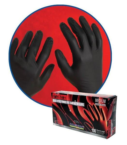 Nitrile and Latex Tattoo Gloves