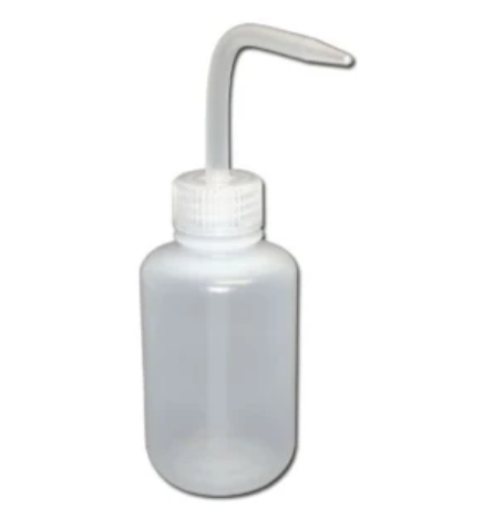 Squeeze Bottle Clear - 250ml