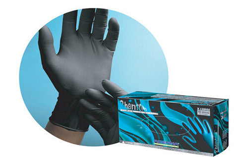Available at True Tattoo Supply.  Phantom Latex Gloves Gloves True Tattoo Supply Durb Morrison Disposable Equipment