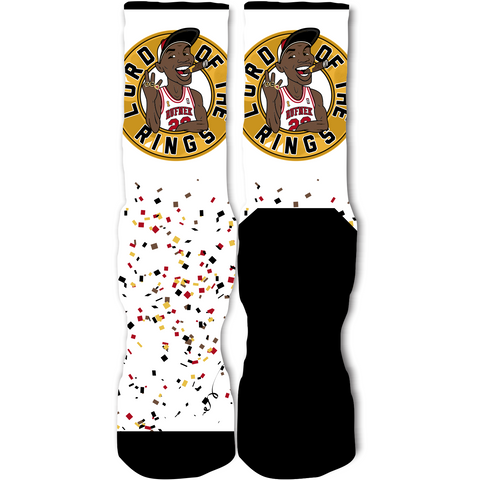 Rufnek Hardware Lord of the Rings Championship Pack 8's Socks