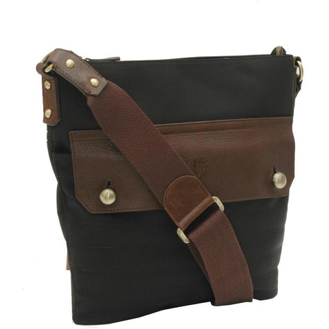 Waterloo Cross Body Slim Messenger