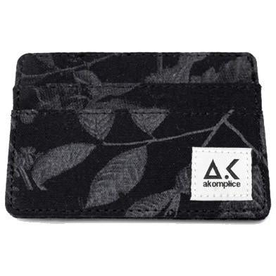 Akomplice Magic Floral Clip Wallet