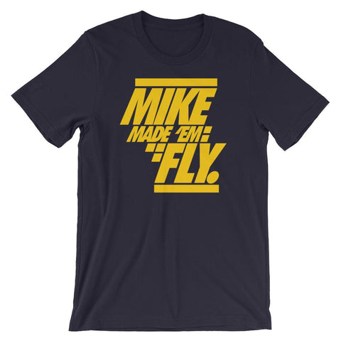 Savage Mike Made 'em Michigan 12s Standard Tee