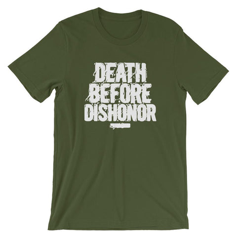 Dapper Sam Death Before Dishonor Class of 2003 12s Standard Tee