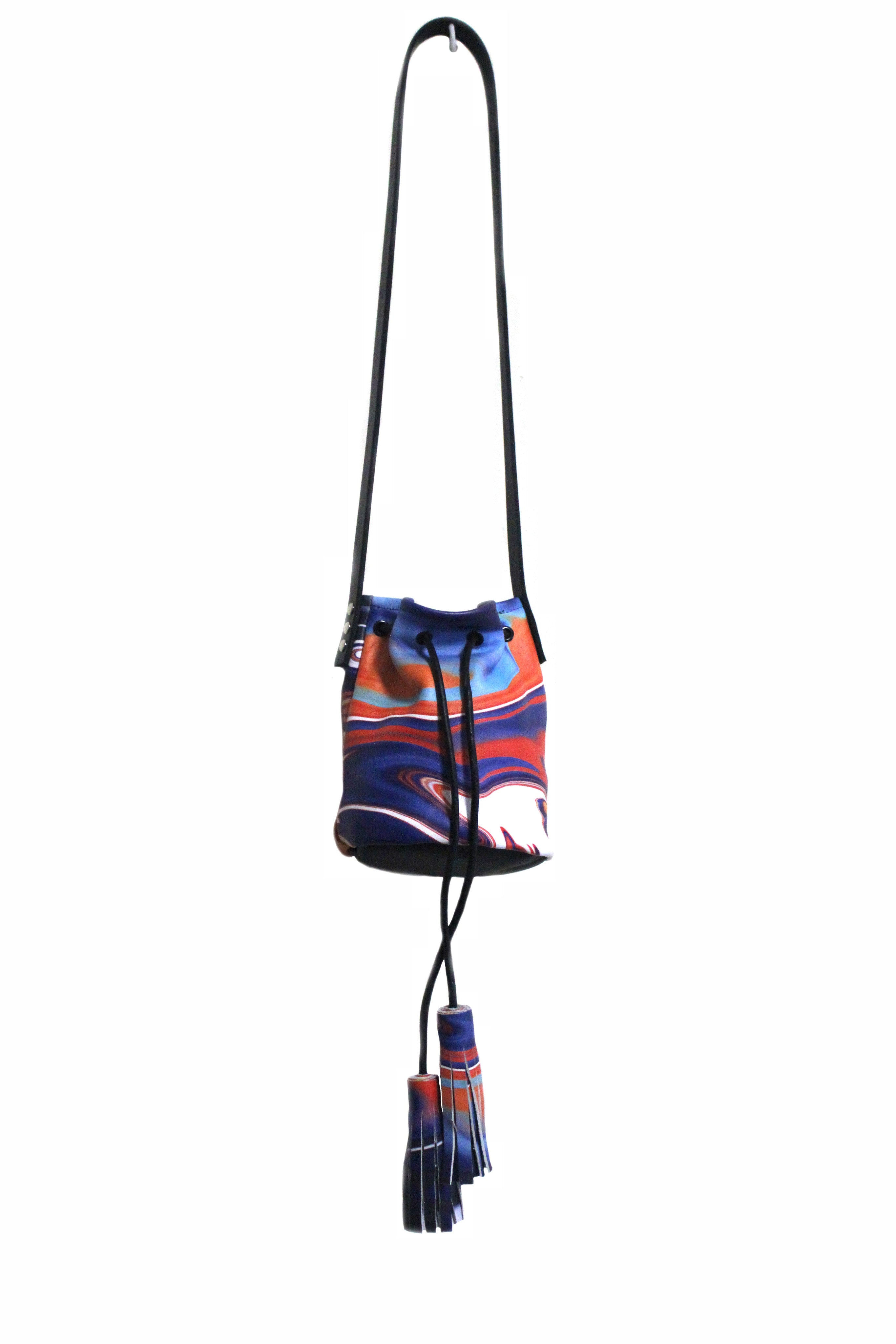 Lava Skies Mini Bucket Bag