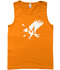 MADISON Vest with white Charlie Logo - ALL Colours