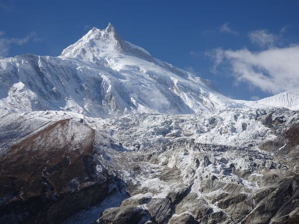 Manaslu from North Side