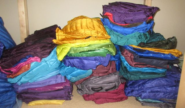 Bundles of Flat Jackets