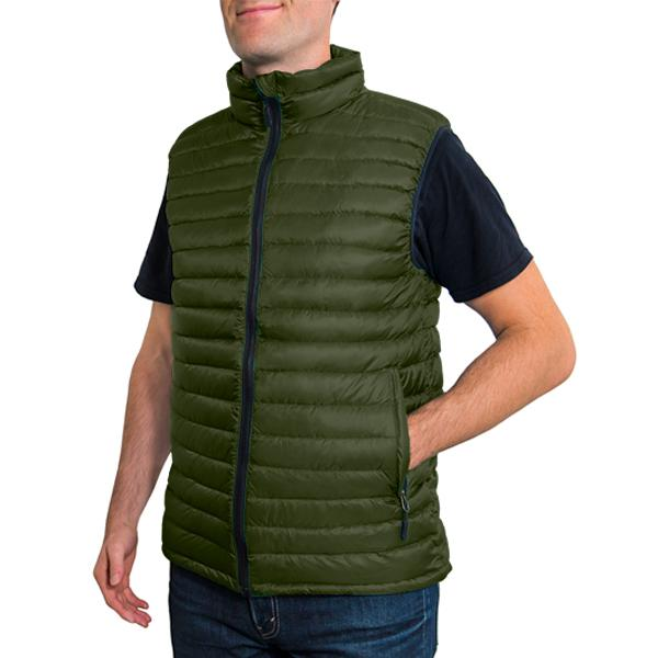 Army Green (Men's Vest)