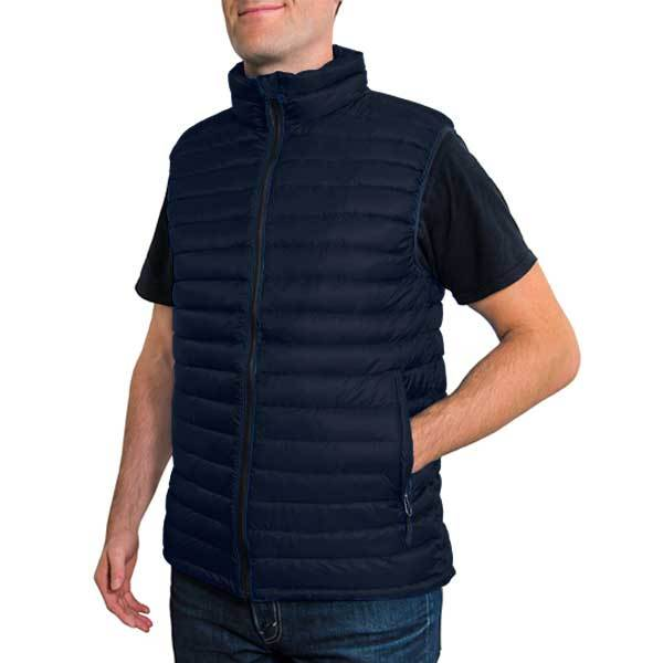 Blue-Black (Men's Vest)