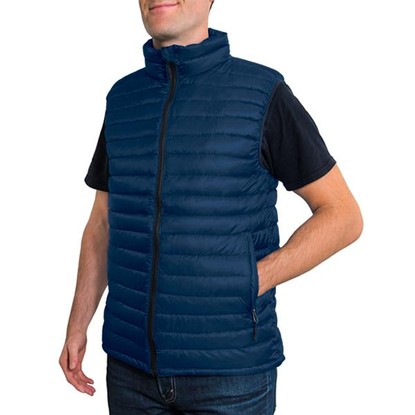 Navy Blue (Men's Vest)