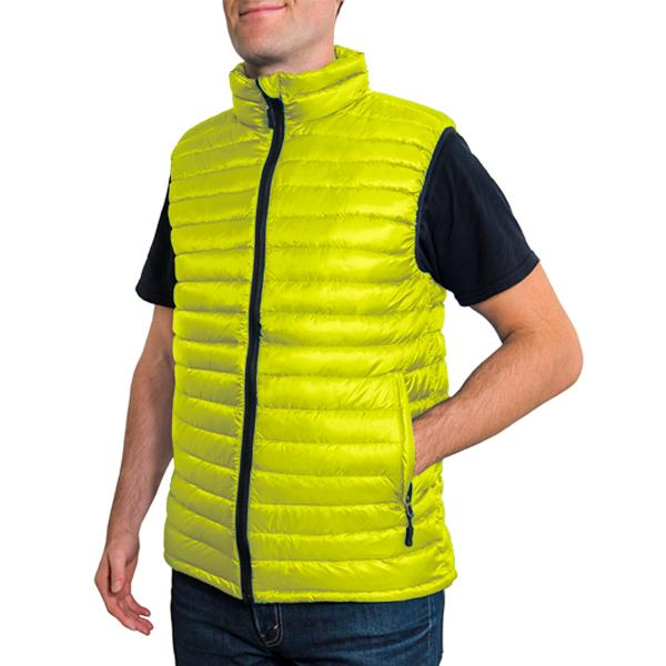 Lime Green (Men's Vest)