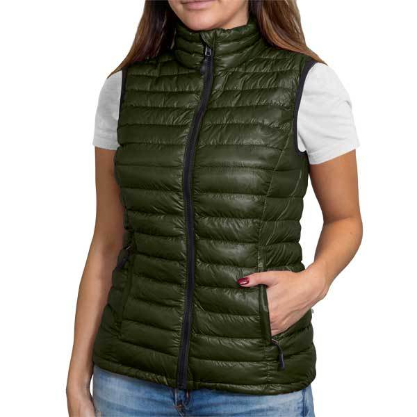 Army Green (Women's Vest)