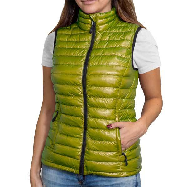 Lime Green (Women's Vest)