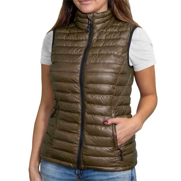 Milk Chocolate (Women's Vest)