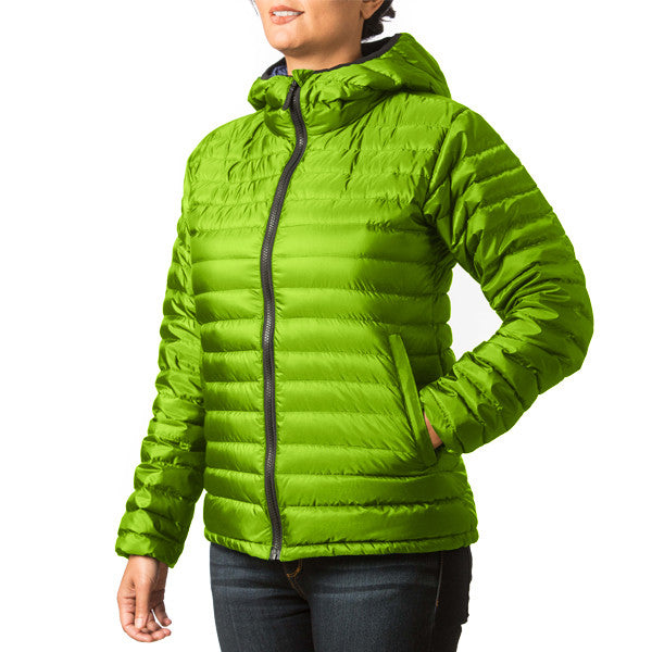 Apple Green (Women's Sport Hoodie)