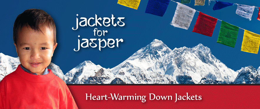 Heart-warming Down Jackets