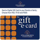 Stellenbosch Vineyards Wine Shop Online Gift Card
