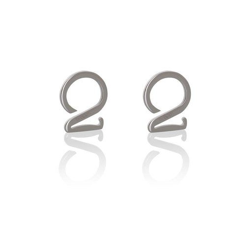 Stainless steel jewelry silver hook set  Brappz SKU#7640174312139 brappz.com