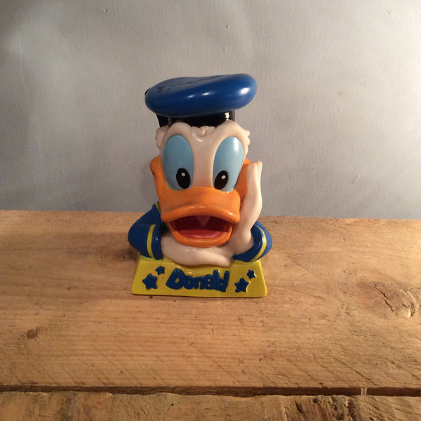 Copy of Vintage Disney Piggy Bank - Donald Duck