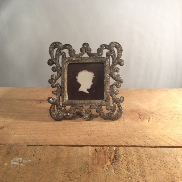Ornate Square Photo Frame