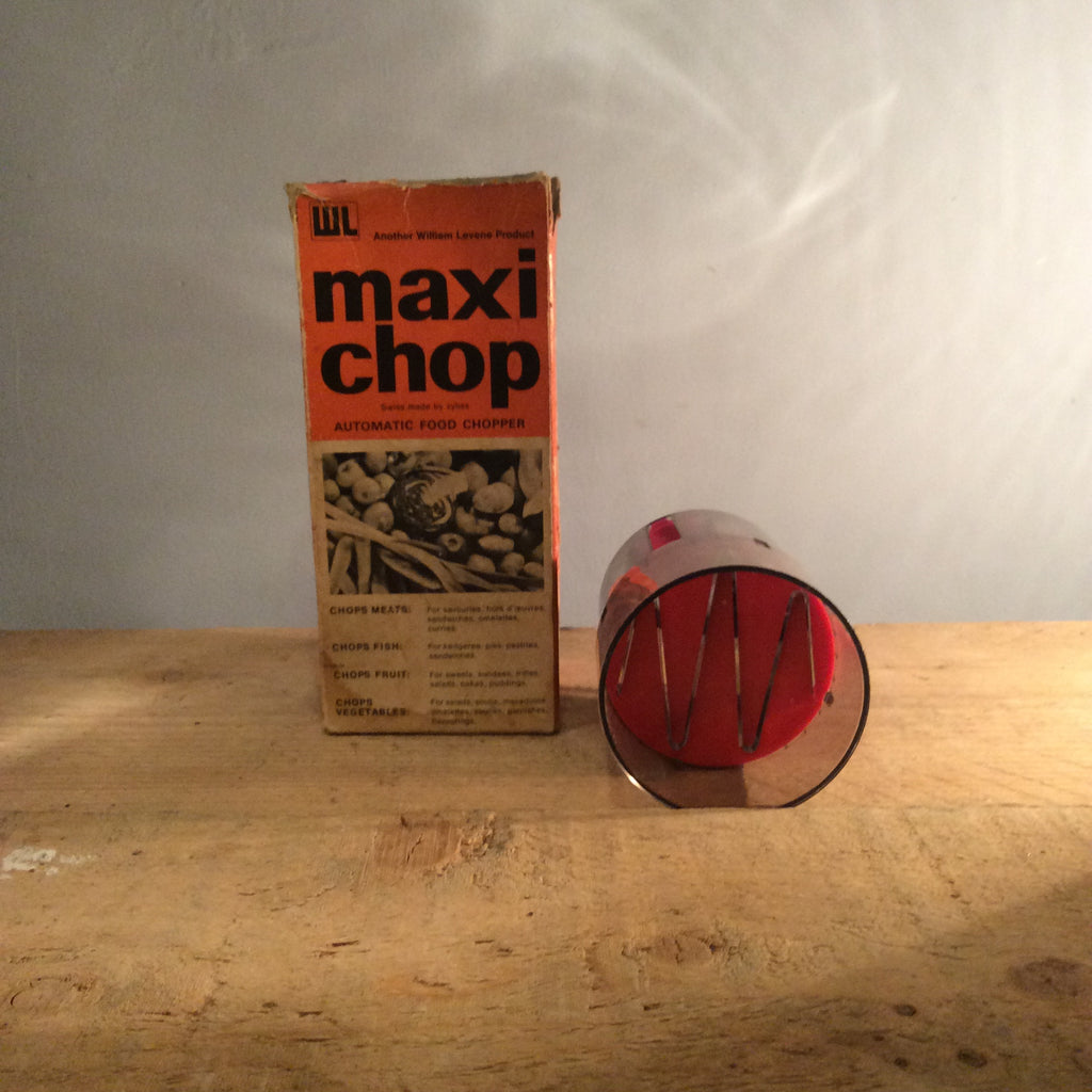 Vintage Maxi Chop in Box