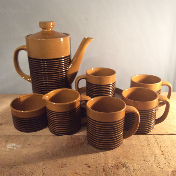 Vintage T.G.Green Coffee Service