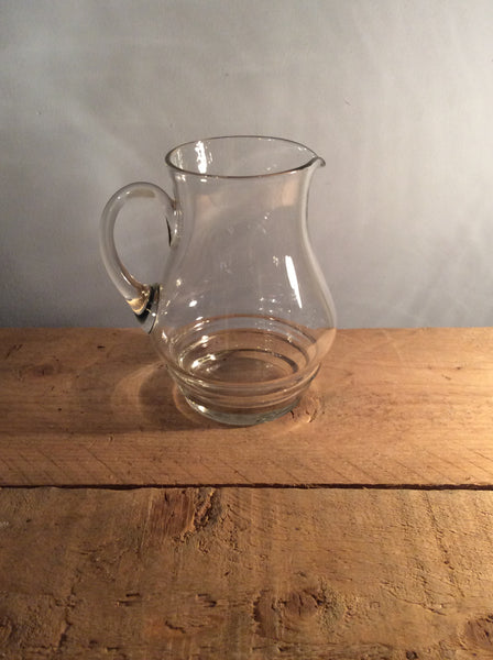 Vintage Glass Jug