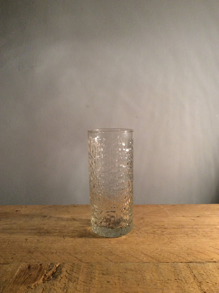 Vintage Individual Tall Glass