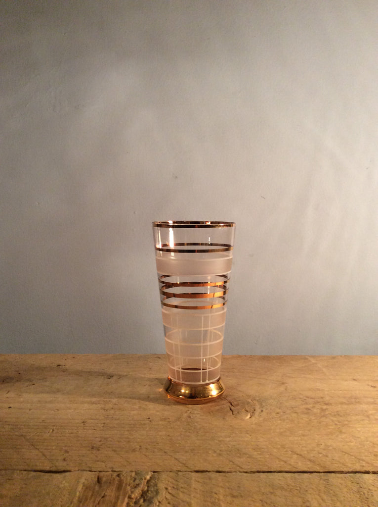 Vintage Set of 6 Glasses and Jug